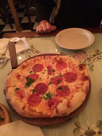 Pirilo Pizza Rustica: pizza