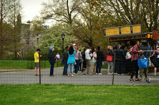 Wafels & Dinges at Central Park