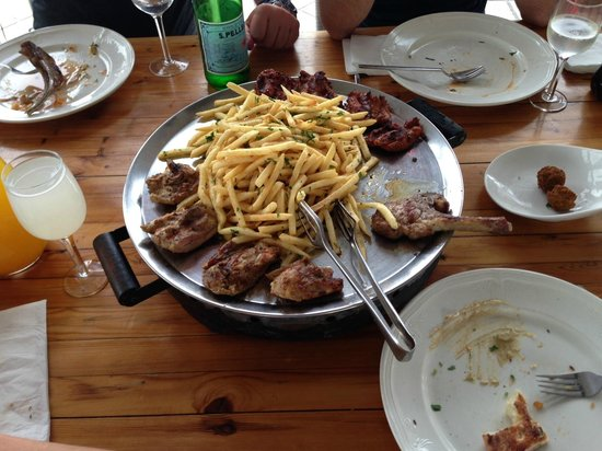 Decks Restaurant : RESTAURANTS DECKS TIBERIA