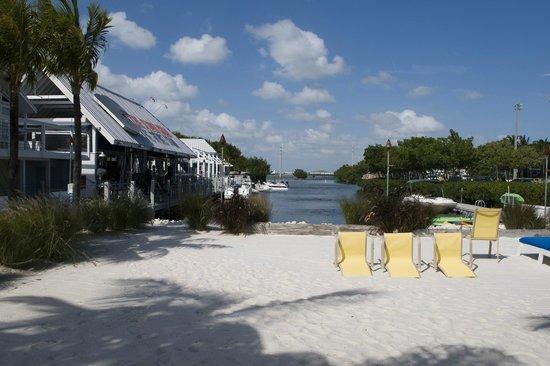 Ibis Bay Beach Resort: Ibis Bay Beach and The Stoned Crab