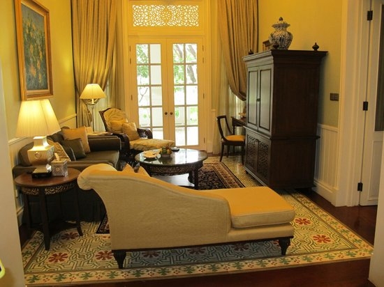 The Dhara Dhevi Chiang Mai: Colonial suite 1
