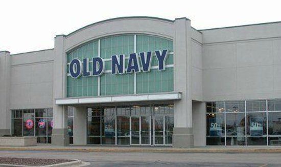 Cape May Convention Hall: Old Navy.