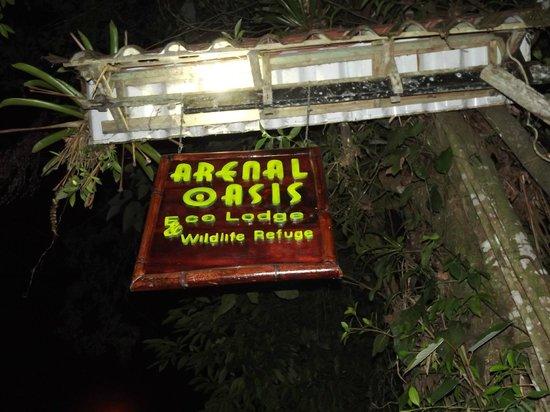 Arenal Oasis Eco Lodge & Wildlife Refuge : .