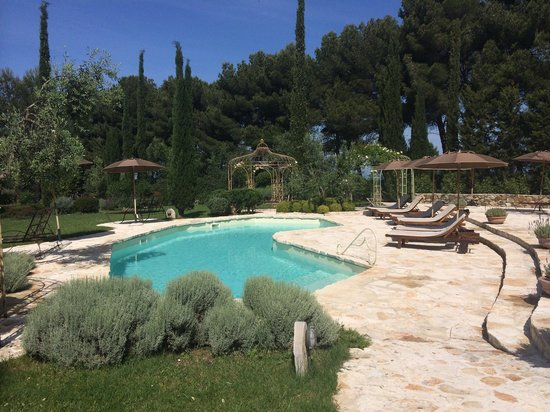 Relais Poggio Ai Santi: The pool
