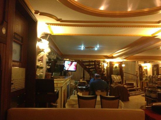 Oglakcioglu Park Boutique Hotel: Restaurant