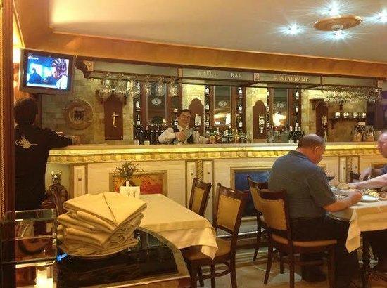 Oglakcioglu Park Boutique Hotel: Restaurant3
