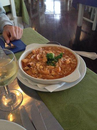 Dom Pepe Restaurante : Arroz de marisco