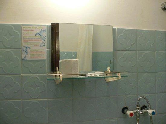 Hotel Metropolis: Luxury in bathroom