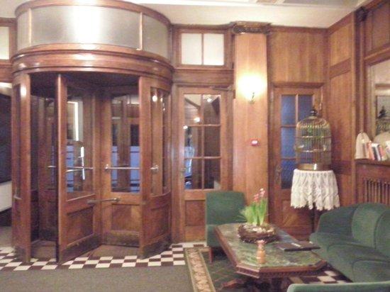 Hotel Metropolis : Lobby
