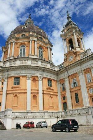 Basilica di Superga : Basilica Superga