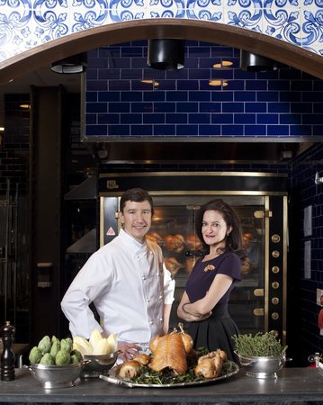Photo of French Restaurant Rotisserie Georgette at 14 E 60th St, New York, NY 10022, United States