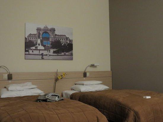 Bo18 Hotel Superior : the bedroom