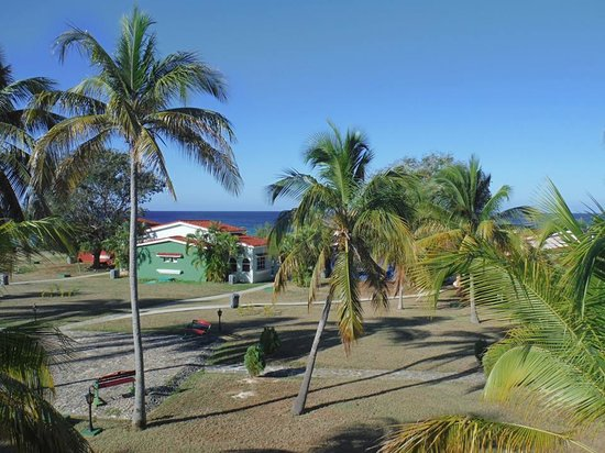 Club Amigo Costasur: View from balcony