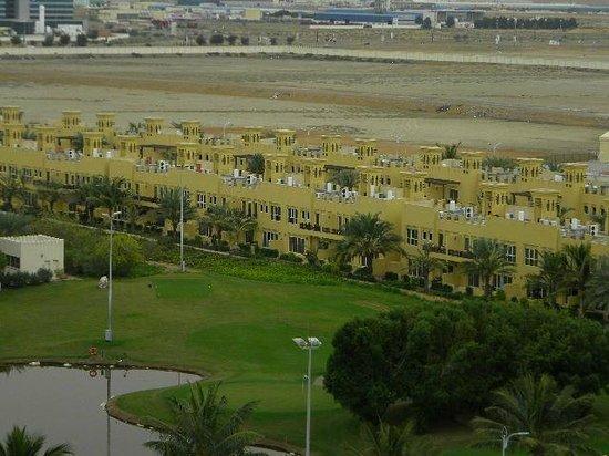 Al Hamra Residence & Village: фото с последнего этажа паласа