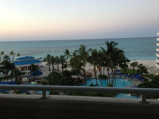 Melia Nassau Beach - All Inclusive: View of Melia's Paradise