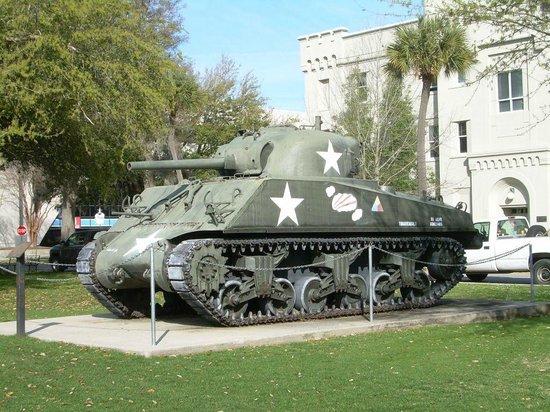 The Citadel: Tank