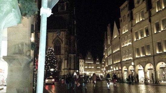 Prinzipalmarkt: En el corazon de Münster