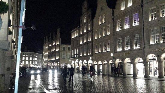 Prinzipalmarkt: Münster