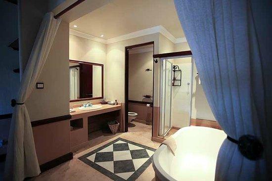 Chobe Safari Lodge : Bathroom