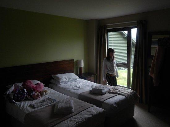 Bluestone National Park Resort: Twin Bedroom
