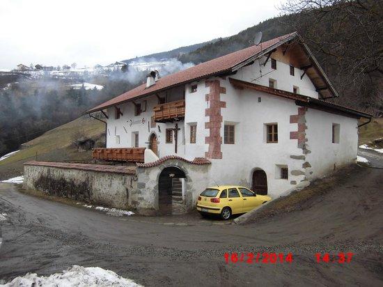 Villandro, Italia: Bauernhaus Johannserhof