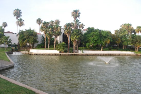 Lake inside Rancho Viejo Resort