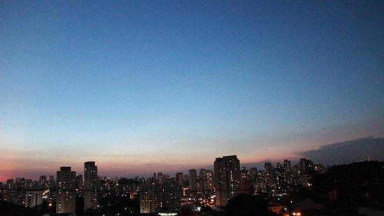 Sao Paulo Street Hostel : View from Balcony