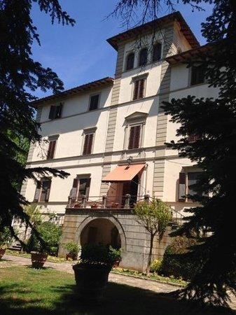 Castello di Monterinaldi: il castello
