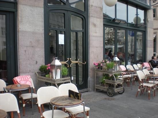 Cafe Norden: exterior