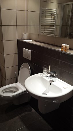 Park Hotel Diament Wroclaw: bathroom