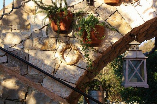 Agriturismo Le Torri di Slivia : Particolare del giardino