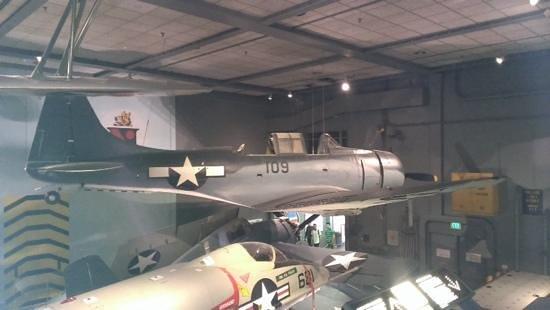 Museo Nacional del Aire y el Espacio: 1