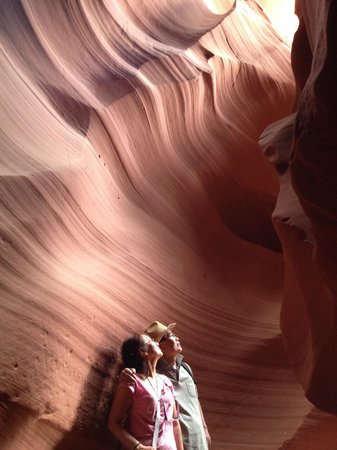 Antelope Canyon Navajo Tours - Day Tours: Eyes to the light