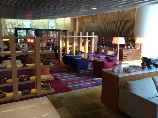 Andaz Xintiandi Shanghai: Hotellobby