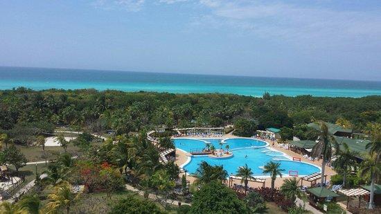 Blau Varadero Hotel Cuba: Blick vom Balkon