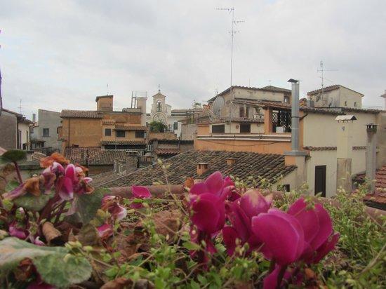 Hotel Smeraldo: panorama dalla camera