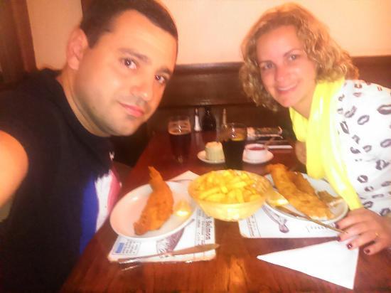 Photo of North Sea Fish Restaurant taken with TripAdvisor City Guides