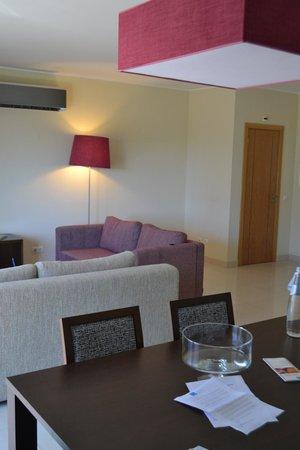 Vale da Lapa Resort & SPA: livig room