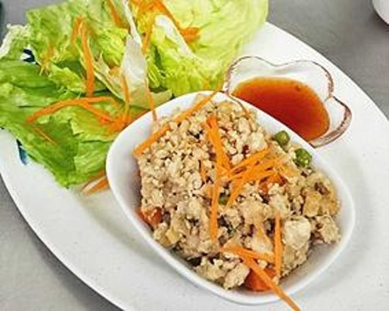 Soulisa's Fine Thai Dining: Thai Lettuce Wraps
