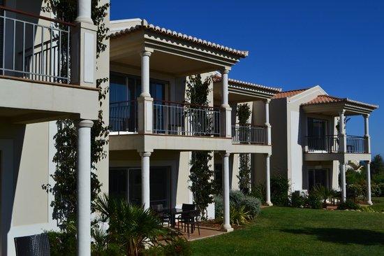 Vale da Lapa Resort & SPA: room view one of the villas