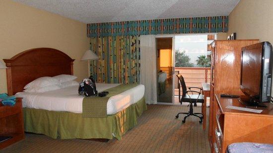 Comfort Inn Orlando/ Lake Buena Vista: Habitación n° 312