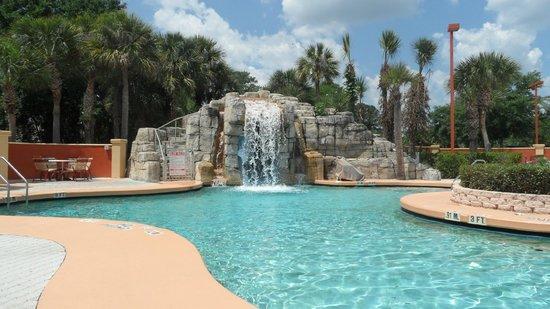 Comfort Inn Orlando/ Lake Buena Vista: Pileta
