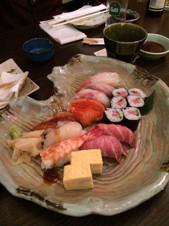 Kushi-Tei Of Tokyo : Sushi...