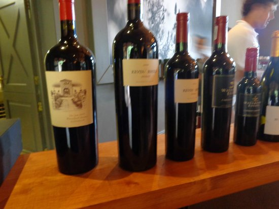 Cape Fusion Tours - Day Tours: Bottles at the Waterford Estate