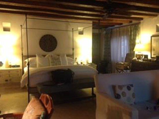 Hotel Casa San Agustin : Our mini suite, room 209