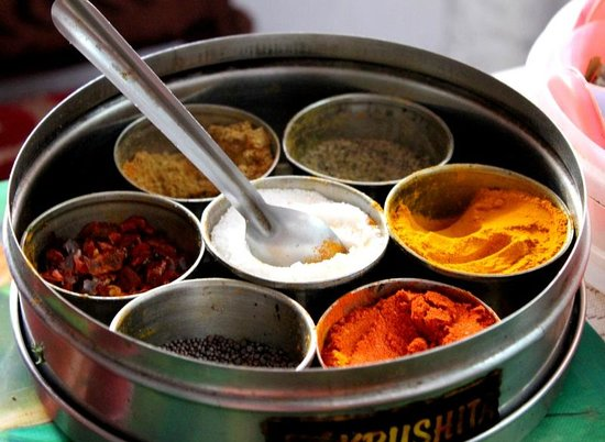 Maria's South Indian Cooking Class: Spices