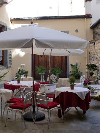 Hotel Ginori al Duomo - Italhotels Group: Patio