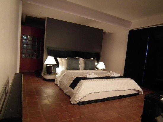 Mulberry Boutique Hotel: Suite H1 oberes Schlafzimmer