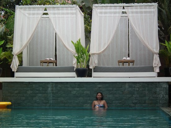 Mulberry Boutique Hotel: Pool
