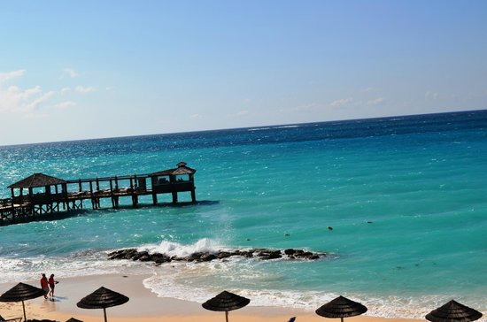 Sandals Royal Bahamian Spa Resort & Offshore Island: Awesome View!